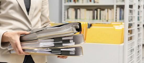 L'injonction faite à l'associé unique d'une société par actions simplifiée unipersonnelle de déposer les comptes annuels de sa société ne porte pas atteinte à la protection de ses données personnelles.