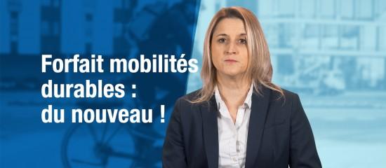 Le forfait versé par l'employeur au titre du forfait mobilités durables est exonéré de cotisations sociales dans la limite de 500€ par an et par salarié.