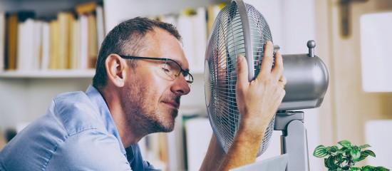 Quelles sont les règles à mettre en œuvre dans l'entreprise lors d'épisodes de fortes chaleurs?