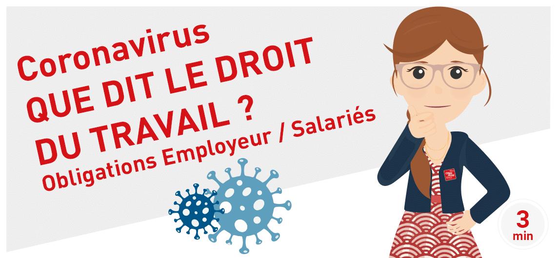 CINQPLUS CORONAVIRUS votre demande de chômage partiel : faites attention à...