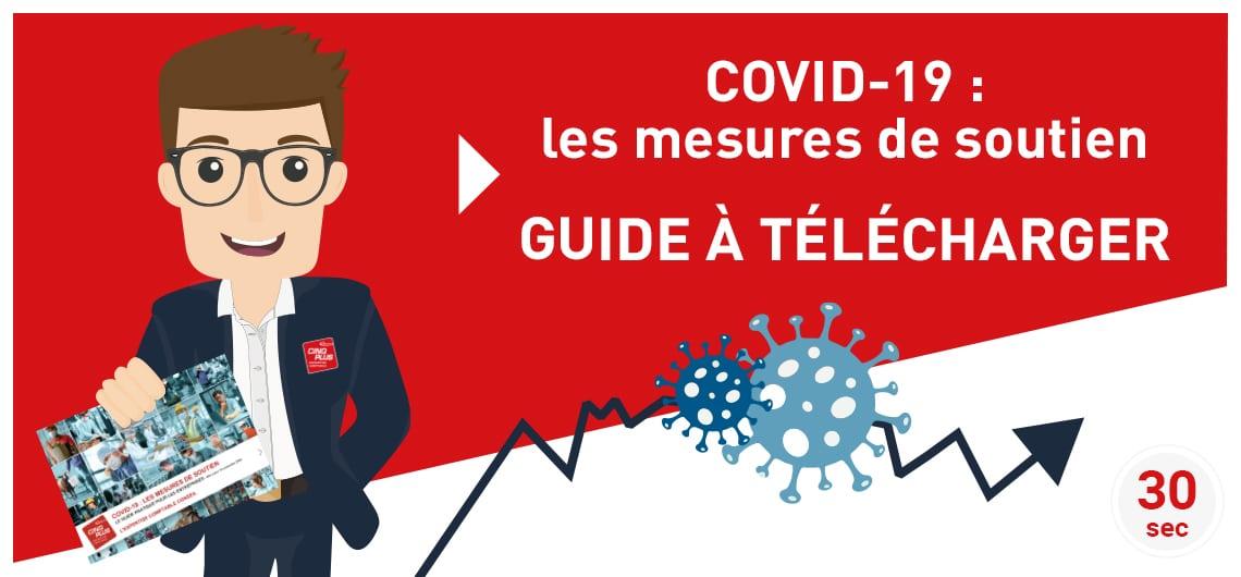 CINQPLUS Coronavirus Mesures de Soutien Guide à télécharger